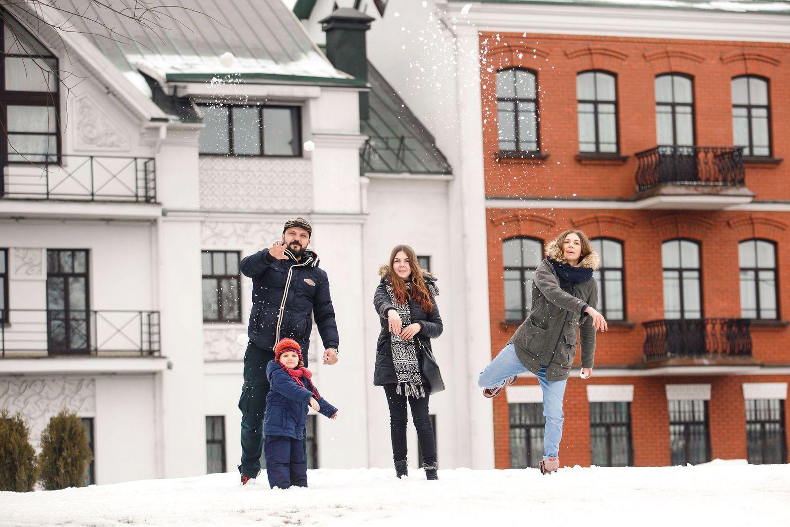 Дмитрий Пясецкий: «Семья – это праздник, который всегда с тобой!
